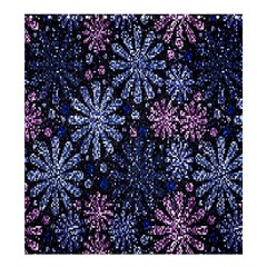 Pixel Pattern Colorful And Glittering Pixelated Shower Curtain 66  x 72  (Large)