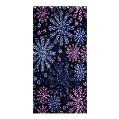 Pixel Pattern Colorful And Glittering Pixelated Shower Curtain 36  x 72  (Stall)