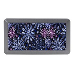 Pixel Pattern Colorful And Glittering Pixelated Memory Card Reader (mini)