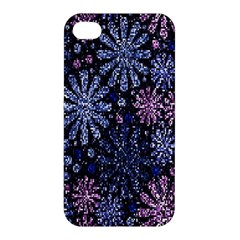 Pixel Pattern Colorful And Glittering Pixelated Apple Iphone 4/4s Hardshell Case