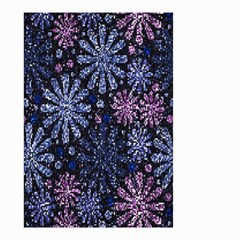 Pixel Pattern Colorful And Glittering Pixelated Small Garden Flag (Two Sides)