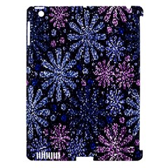 Pixel Pattern Colorful And Glittering Pixelated Apple Ipad 3/4 Hardshell Case (compatible With Smart Cover)