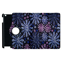 Pixel Pattern Colorful And Glittering Pixelated Apple Ipad 3/4 Flip 360 Case