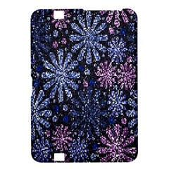 Pixel Pattern Colorful And Glittering Pixelated Kindle Fire HD 8.9
