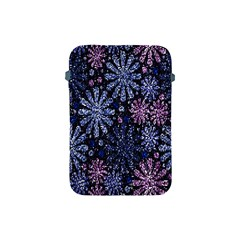 Pixel Pattern Colorful And Glittering Pixelated Apple iPad Mini Protective Soft Cases