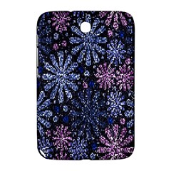 Pixel Pattern Colorful And Glittering Pixelated Samsung Galaxy Note 8 0 N5100 Hardshell Case