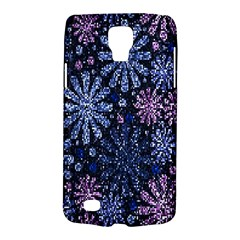 Pixel Pattern Colorful And Glittering Pixelated Galaxy S4 Active