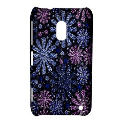 Pixel Pattern Colorful And Glittering Pixelated Nokia Lumia 620