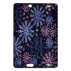 Pixel Pattern Colorful And Glittering Pixelated Amazon Kindle Fire HD (2013) Hardshell Case