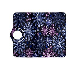 Pixel Pattern Colorful And Glittering Pixelated Kindle Fire Hdx 8 9  Flip 360 Case