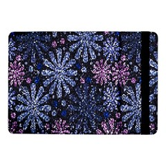 Pixel Pattern Colorful And Glittering Pixelated Samsung Galaxy Tab Pro 10 1  Flip Case