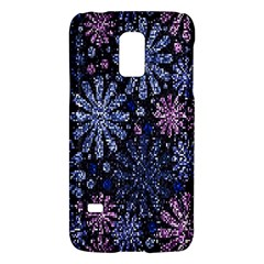 Pixel Pattern Colorful And Glittering Pixelated Galaxy S5 Mini