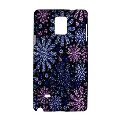 Pixel Pattern Colorful And Glittering Pixelated Samsung Galaxy Note 4 Hardshell Case