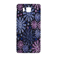 Pixel Pattern Colorful And Glittering Pixelated Samsung Galaxy Alpha Hardshell Back Case