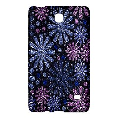 Pixel Pattern Colorful And Glittering Pixelated Samsung Galaxy Tab 4 (8 ) Hardshell Case
