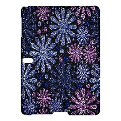 Pixel Pattern Colorful And Glittering Pixelated Samsung Galaxy Tab S (10 5 ) Hardshell Case