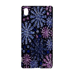 Pixel Pattern Colorful And Glittering Pixelated Sony Xperia Z3+