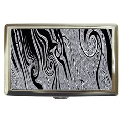 Abstract Swirling Pattern Background Wallpaper Cigarette Money Cases