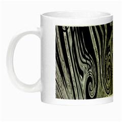 Abstract Swirling Pattern Background Wallpaper Night Luminous Mugs