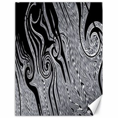 Abstract Swirling Pattern Background Wallpaper Canvas 18  x 24