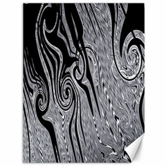 Abstract Swirling Pattern Background Wallpaper Canvas 36  x 48