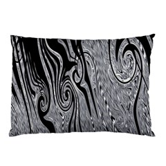 Abstract Swirling Pattern Background Wallpaper Pillow Case