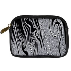 Abstract Swirling Pattern Background Wallpaper Digital Camera Cases