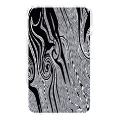 Abstract Swirling Pattern Background Wallpaper Memory Card Reader
