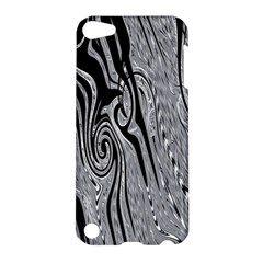 Abstract Swirling Pattern Background Wallpaper Apple Ipod Touch 5 Hardshell Case
