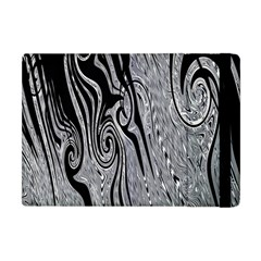 Abstract Swirling Pattern Background Wallpaper Apple Ipad Mini Flip Case