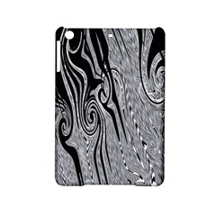 Abstract Swirling Pattern Background Wallpaper Ipad Mini 2 Hardshell Cases