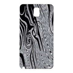 Abstract Swirling Pattern Background Wallpaper Samsung Galaxy Note 3 N9005 Hardshell Back Case