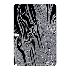 Abstract Swirling Pattern Background Wallpaper Samsung Galaxy Tab Pro 10 1 Hardshell Case