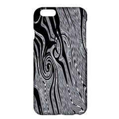 Abstract Swirling Pattern Background Wallpaper Apple iPhone 6 Plus/6S Plus Hardshell Case