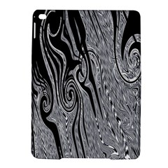 Abstract Swirling Pattern Background Wallpaper Ipad Air 2 Hardshell Cases