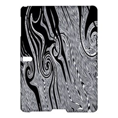 Abstract Swirling Pattern Background Wallpaper Samsung Galaxy Tab S (10 5 ) Hardshell Case