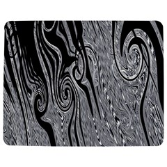 Abstract Swirling Pattern Background Wallpaper Jigsaw Puzzle Photo Stand (Rectangular)