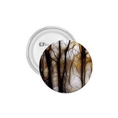 Fall Forest Artistic Background 1.75  Buttons