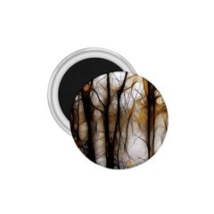Fall Forest Artistic Background 1.75  Magnets