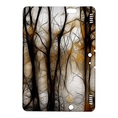 Fall Forest Artistic Background Kindle Fire HDX 8.9  Hardshell Case