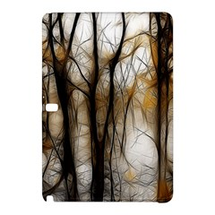 Fall Forest Artistic Background Samsung Galaxy Tab Pro 12 2 Hardshell Case
