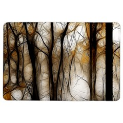 Fall Forest Artistic Background Ipad Air 2 Flip