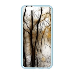 Fall Forest Artistic Background Apple Seamless iPhone 6/6S Case (Color)