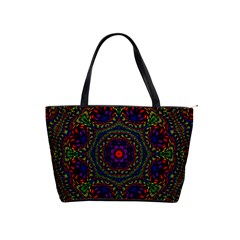 Rainbow Kaleidoscope Shoulder Handbags