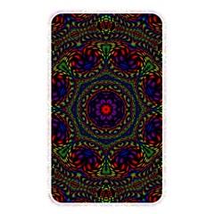 Rainbow Kaleidoscope Memory Card Reader