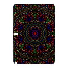 Rainbow Kaleidoscope Samsung Galaxy Tab Pro 12.2 Hardshell Case