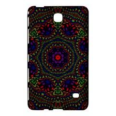 Rainbow Kaleidoscope Samsung Galaxy Tab 4 (7 ) Hardshell Case