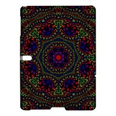 Rainbow Kaleidoscope Samsung Galaxy Tab S (10 5 ) Hardshell Case