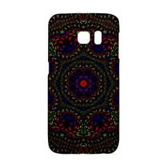 Rainbow Kaleidoscope Galaxy S6 Edge