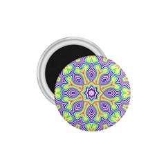 Rainbow Kaleidoscope 1.75  Magnets